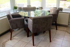Bryony dining chairs